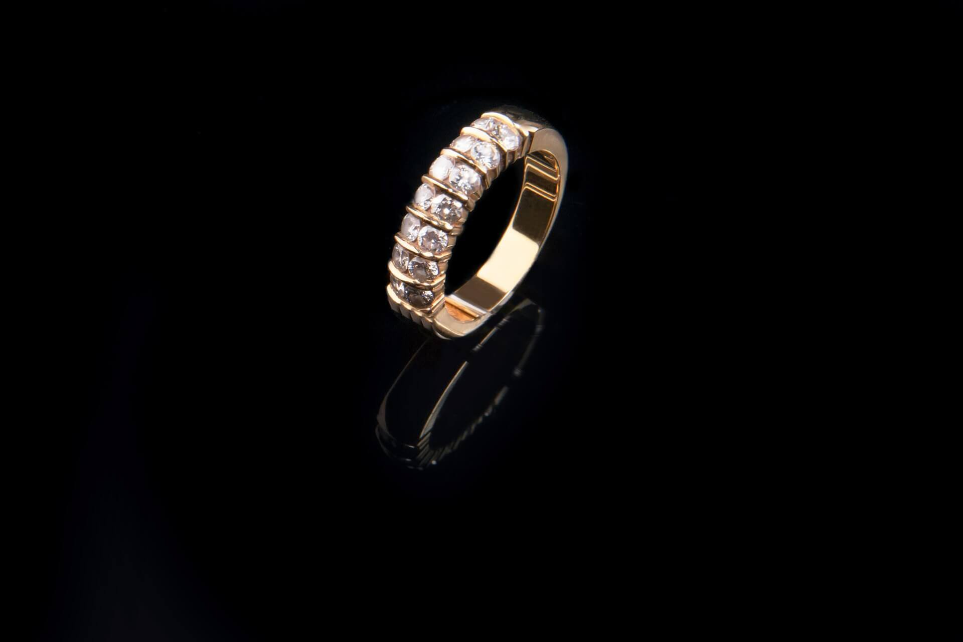 Initial Rings for Women