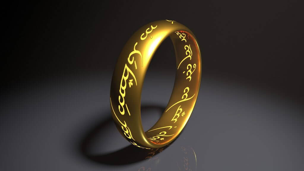 Rings  initials