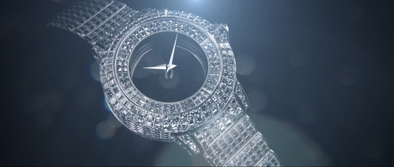 Baume & Mercier Diamant Watches